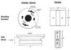 firex smoke detector 4480 picture 2