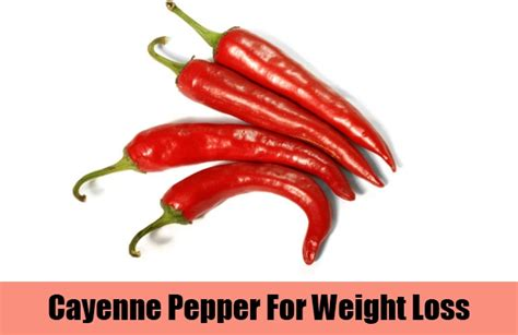 weight loss and cayenne pepper picture 5