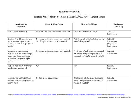 free business plan for convalescent homes picture 3