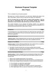 free online business proposals picture 6