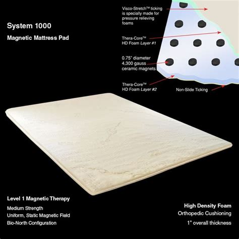 magnetic sleeping pad picture 9
