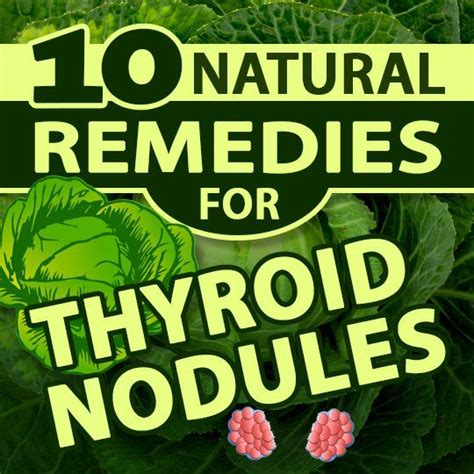 natural remedy dissolve thyroid nodules picture 2
