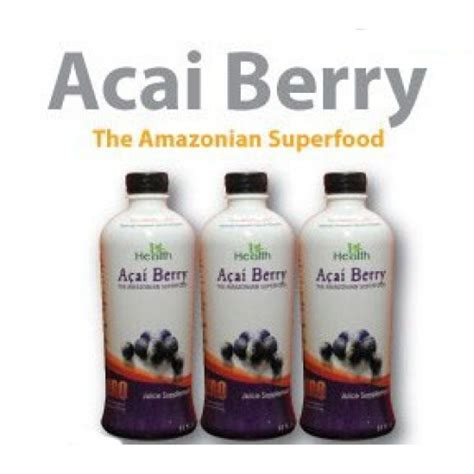 acai berry in juice picture 2