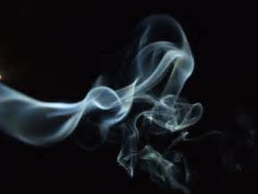 smoke in my vision and swirls around picture 2