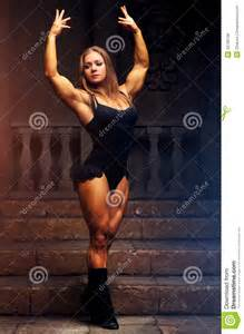 free muscle woman pics picture 18