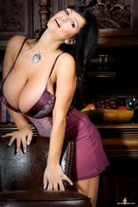 denise milani breast morph picture 10