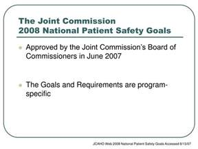 joint commission national patient safety goal picture 3