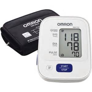 Omron blood pressure monitor picture 3
