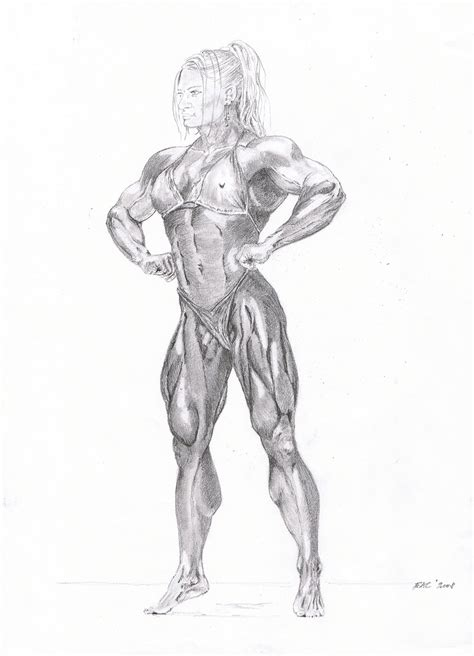 art muscle girl picture 9