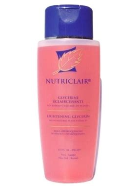 nutriclair lightening glycerin reviews picture 5