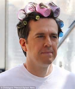 men in hair curlers picture 2