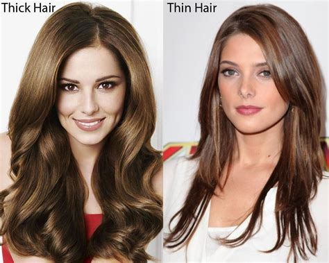 hairstyles for thick hair picture 2