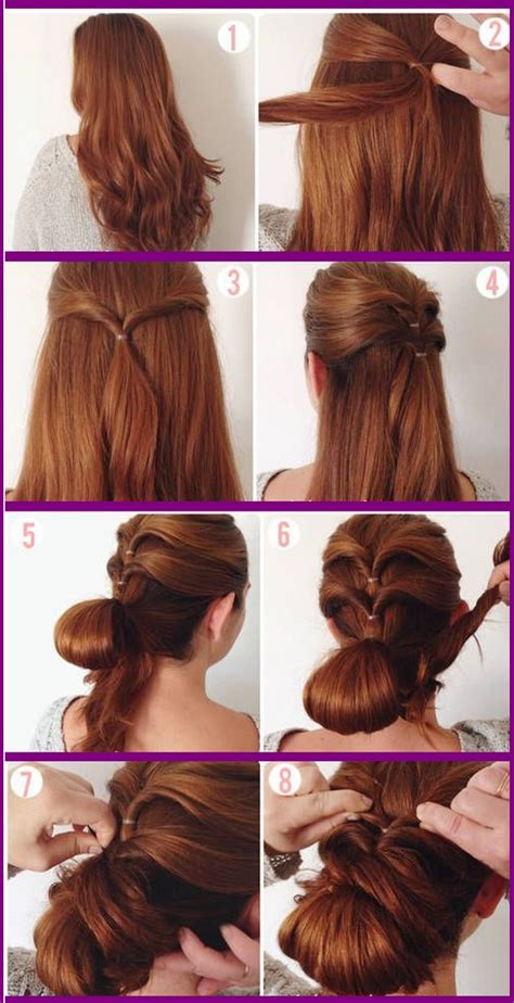 prom hair style instructions picture 1