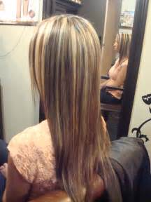 blonde highlights in brown hair picture 2