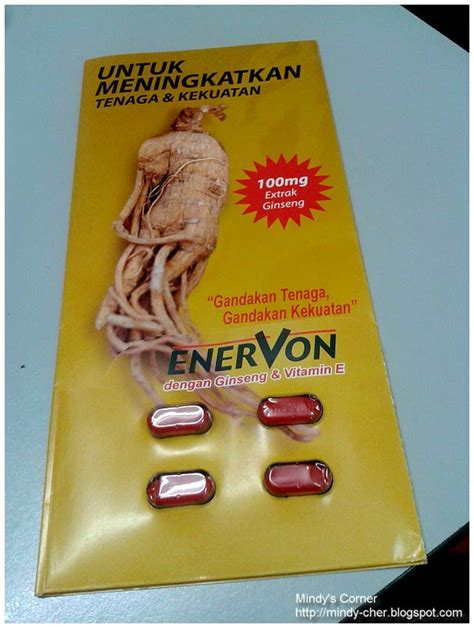 enervon with ginseng and vitamin e malaysia picture 3