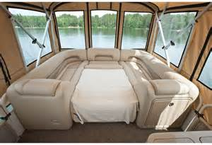 pontoon boat sleep picture 10