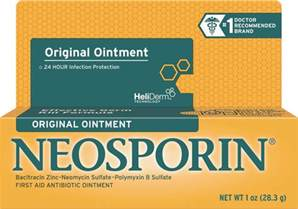 antibiotic ointment for prevention of boils in the picture 14
