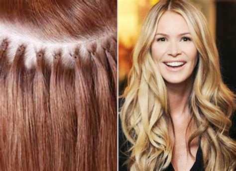 hair extension methods picture 7