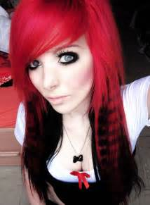 emo girl hair picture 1