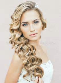 bridesmaid hair styles wedding picture 2