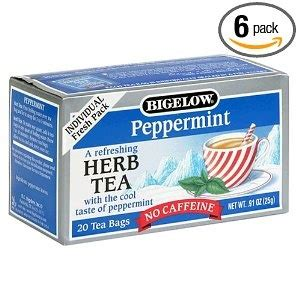bigelow peppermint tea picture 13