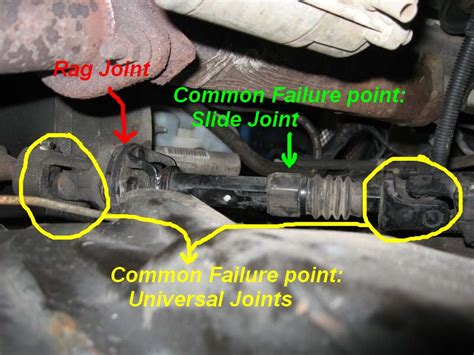 changing u joints on a 2002 gmc sierra picture 2