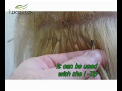 clamping in hair extensions picture 6