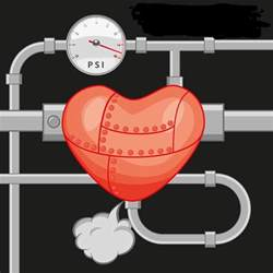 Causes of sudden drop of blood pressure picture 13
