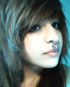 large septum piercing picture 7