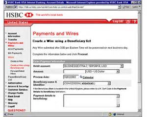 hsbc business online picture 1