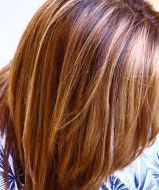 Light brown hair over red picture 7
