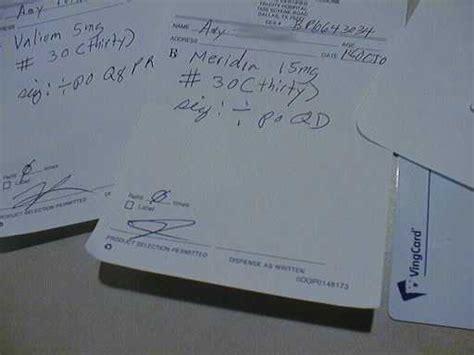 prescription forgery picture 1