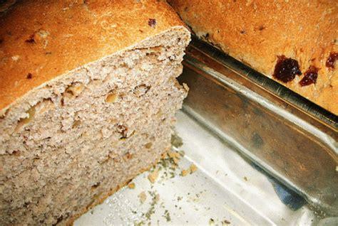 whole wheat walnut raisin yeast bread recipe picture 5