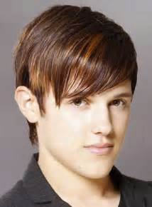 boys with brown hair picture 6