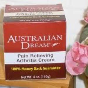 australian dream arthritis cream reviews picture 2