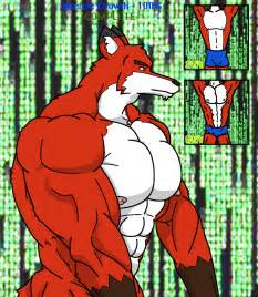 carmelita fox muscle growth picture 9