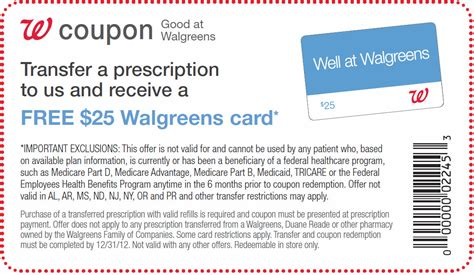 2014 walgreen's prescription transfer incentives picture 1