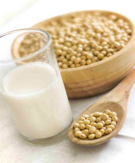 can i drink soya milk on a low picture 10
