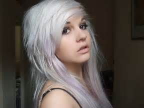 best color for white hair picture 5