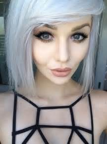 dye to make hair grey picture 13