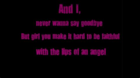 lyrics fro lips of and angel by hinder picture 8
