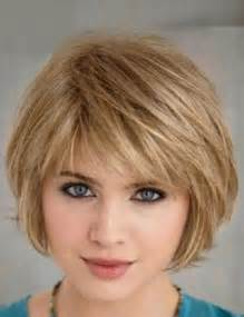 hair styles for a round face picture 3