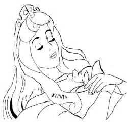 coloring pages sleeping beauty picture 5