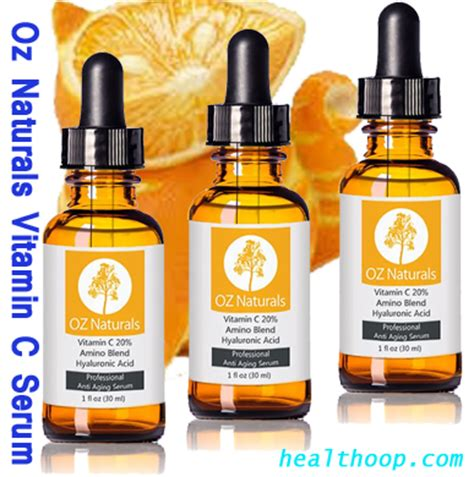 oz naturals - the best vitamin c serum for your face picture 5