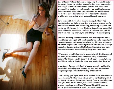 stories of mothers giving sons female hormones picture 11