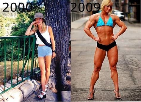 female muscle growth in novels saradas picture 6