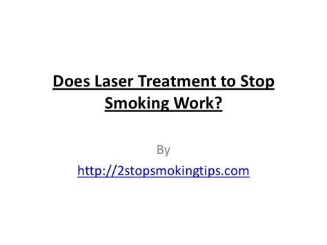 cold laser to quit smoking picture 5