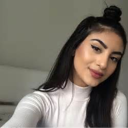 hair and eyebrow black women picture 1
