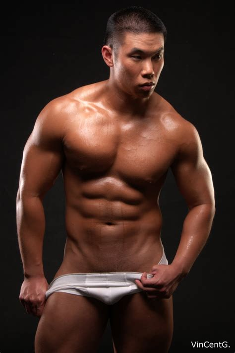 asian muscles guy picture 14