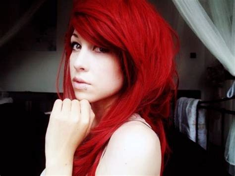 coloring your hair red picture 13